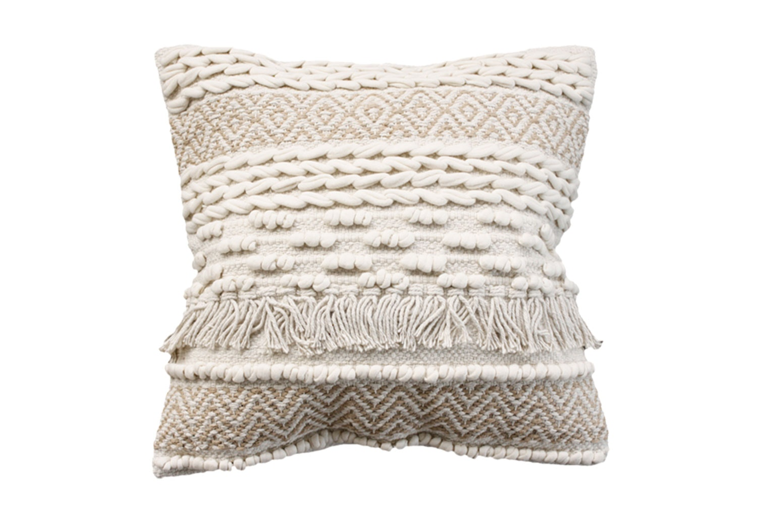 Dune Square Cushion by Limon