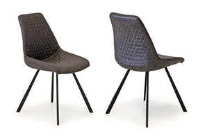 Duo Dining Chairs by Collage