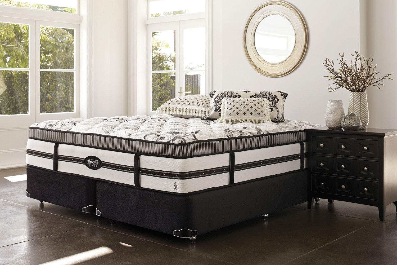Hemingway Bed by Beautyrest Black