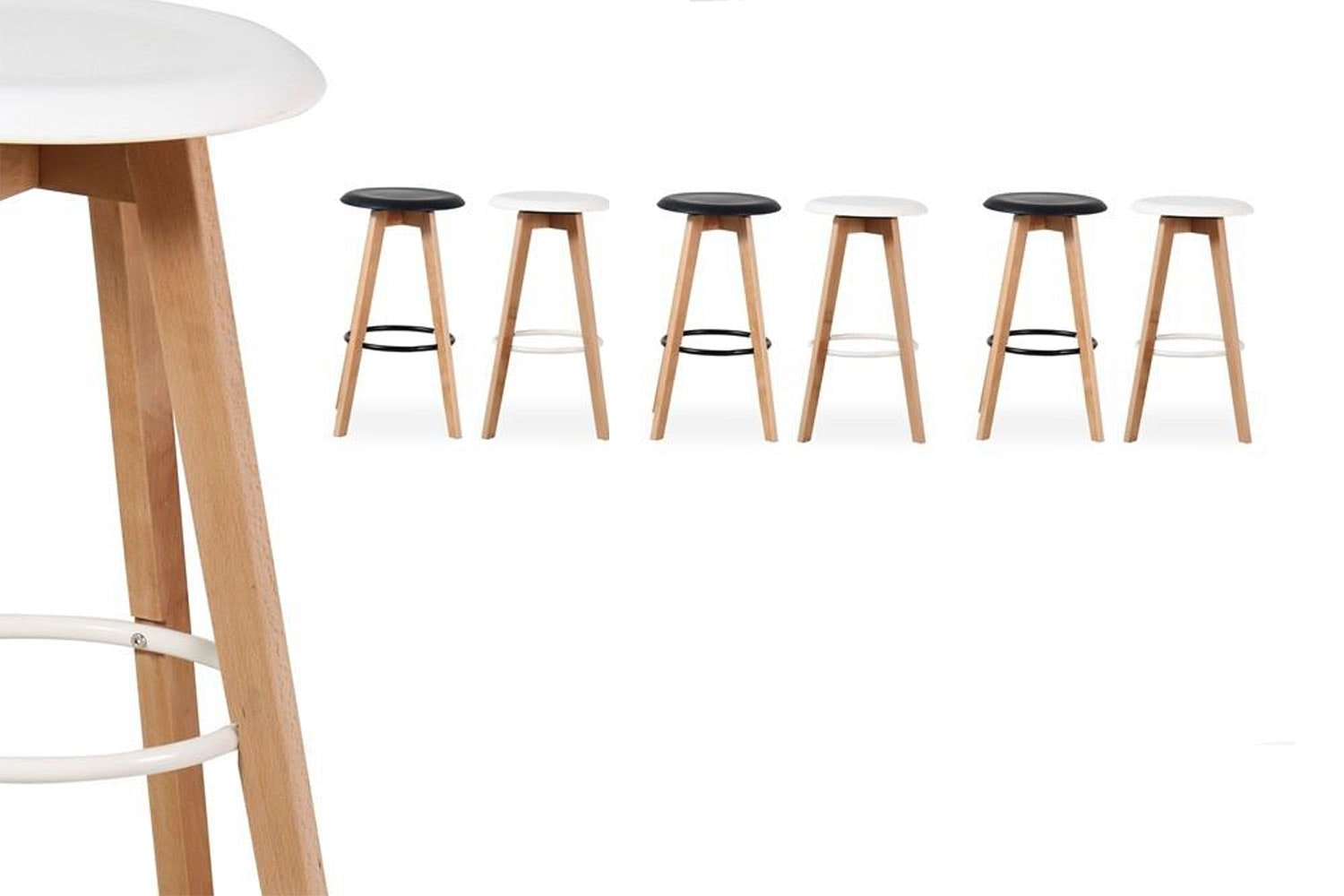Lyon Barstool by Paulack Furniture