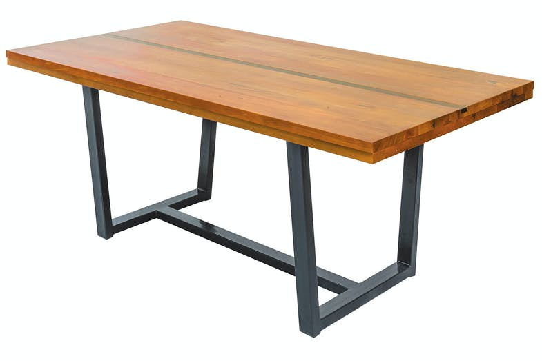 Matai Bay 1600 x 1000 Dining Table by Sorensen Furniture