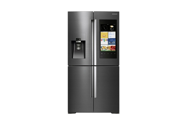 Samsung Family Hub 671L French Door Fridge Freezer | Harvey Norman New  Zealand