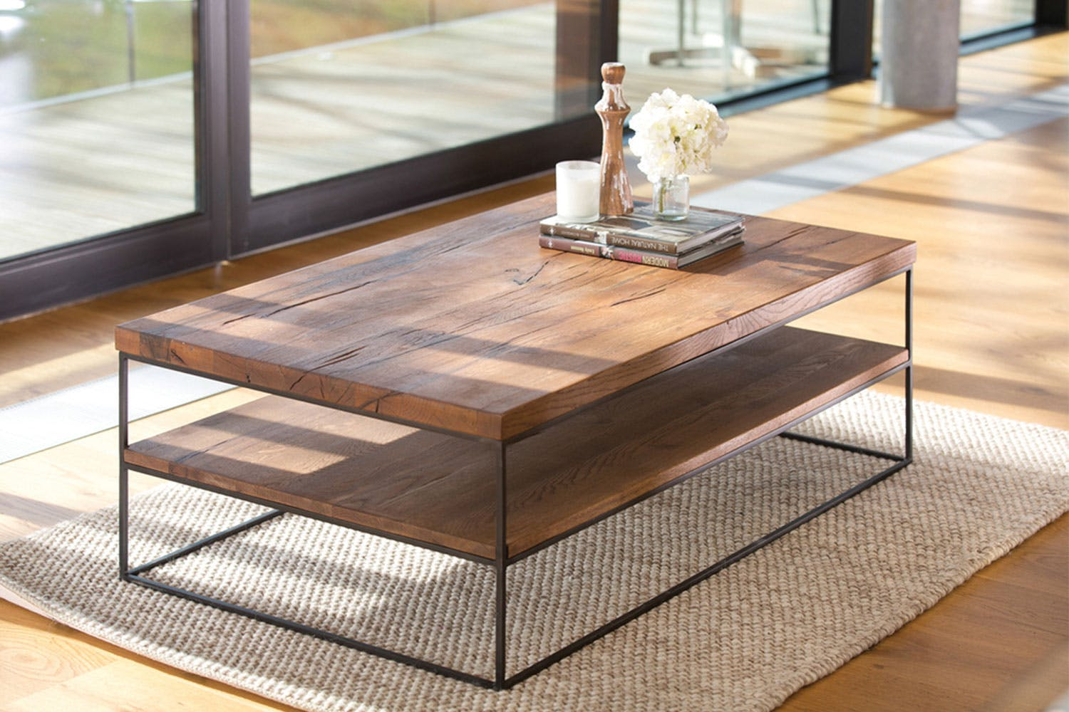 Soho Rectangular Coffee Table by Collage