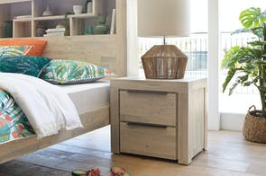 Cube Bedside Table by Vivin
