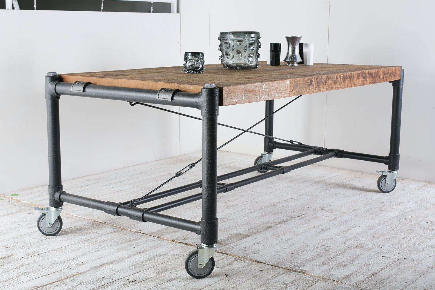 Kasting 2500mm Dining Table by D-Bodhi