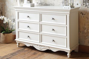 Chambre 6 Drawer Lowboy by Garry Masters