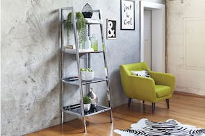 Arnoux Ladder Shelf by TGV