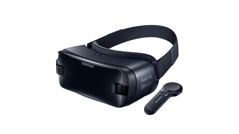 Flot Samsung Gear VR Headset with Controller | Harvey Norman New Zealand QX-33