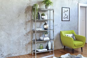 Arnoux Straight Shelf