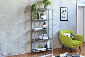 Arnoux Straight Shelf by TGV