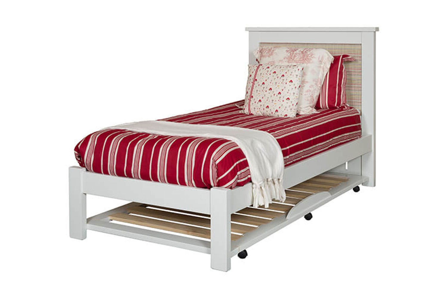 King Single Trundle Bed Harvey Norman