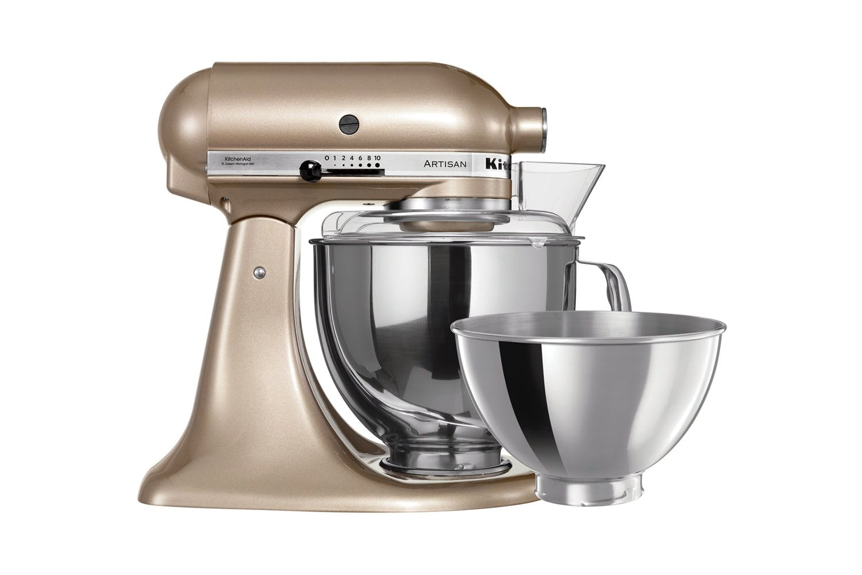 KitchenAid Artisan Stand Mixer - Champagne Gold | Harvey Norman New on kitchenaid mixer, kitchenaid artisan stand mixer, kitchenaid artisan mixer, kitchenaid stand mixer,