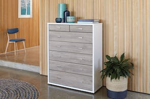Hero 7 Drawer Large Tallboy by Platform 10