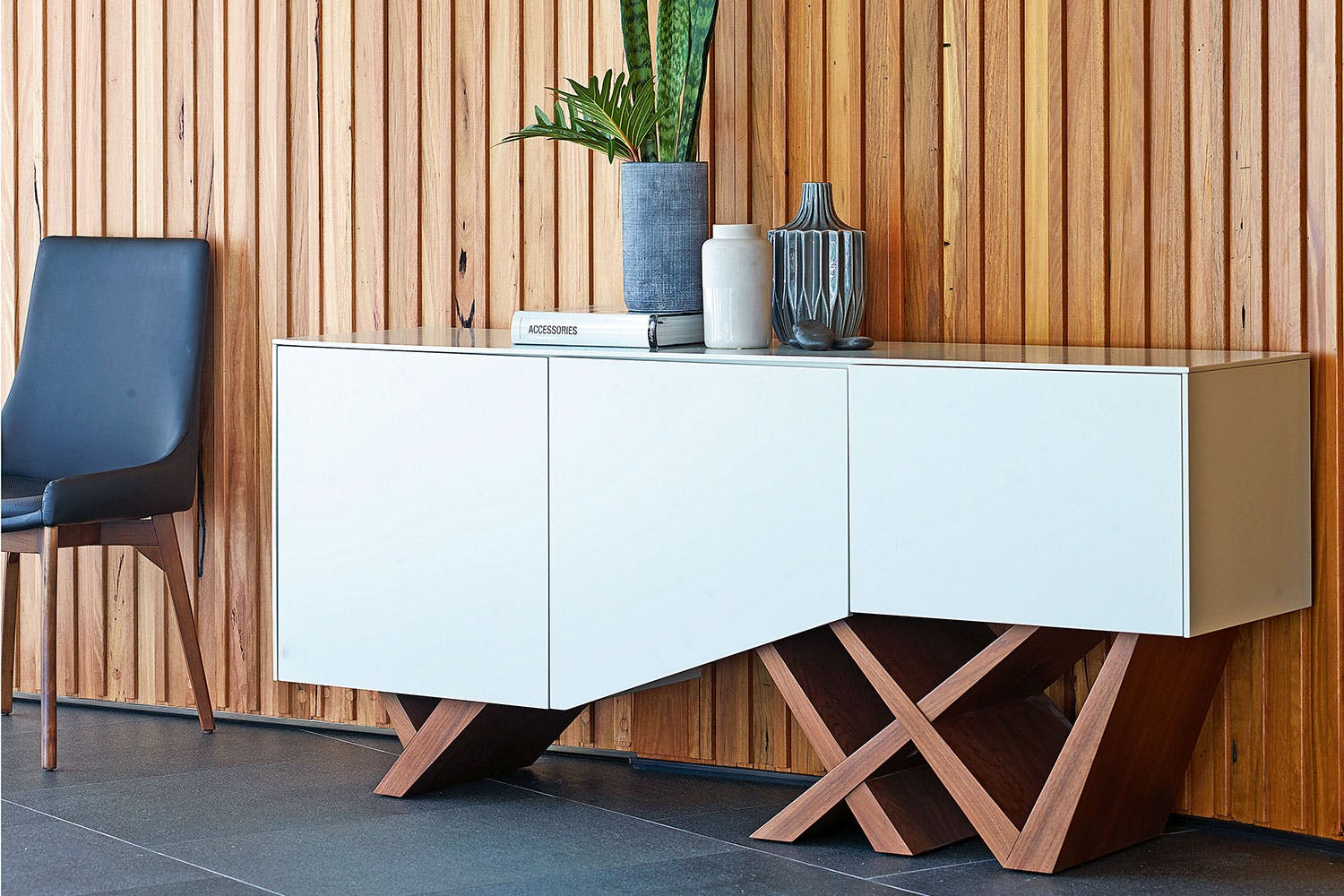 Moderna buffet by insato furniture harvey norman new zealand