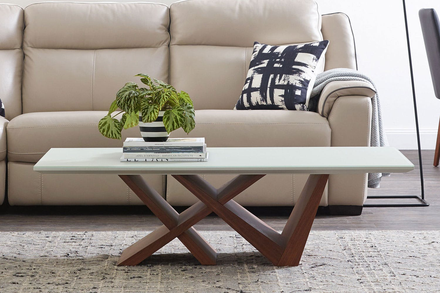 Moderna coffee table by insato furniture harvey norman new zealand
