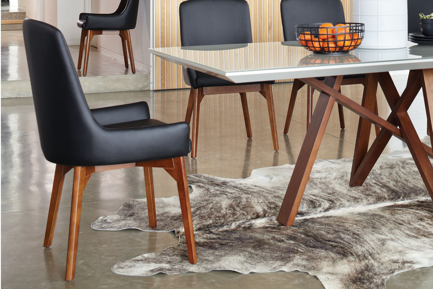 Monte Carlo Dining Chair by Insato Furniture