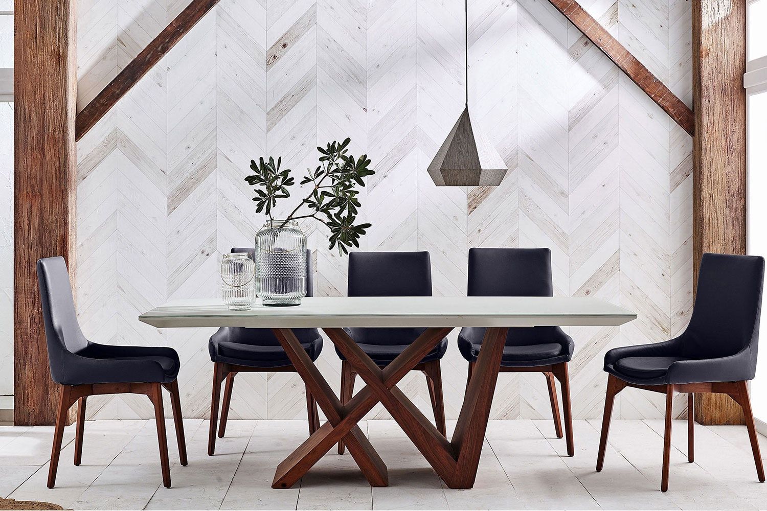 Moderna Dining Table by Insato Furniture