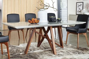 Monte Carlo Dining Table by Insato Furniture