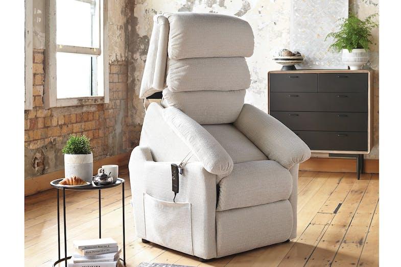 Embassy Luxury Lift Chair By La Z Boy Harvey Norman New