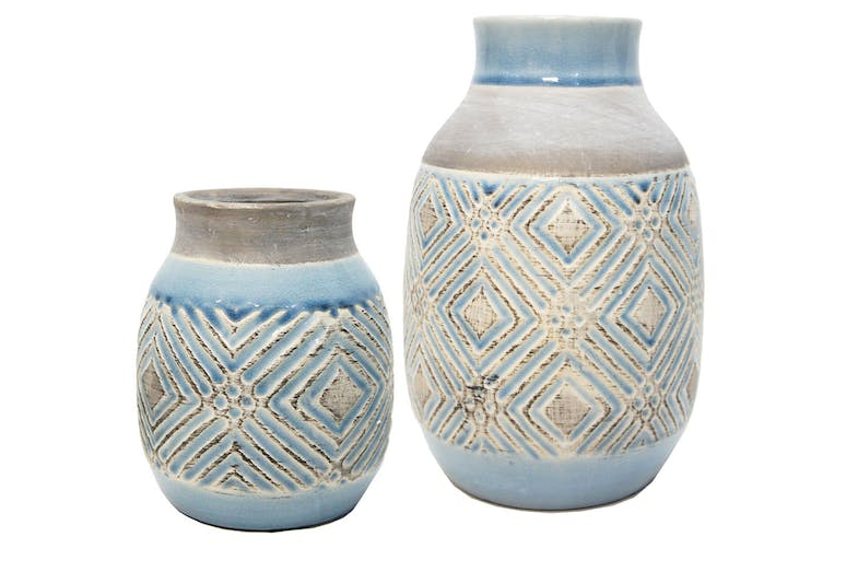 Garlen Vase by Stoneleigh and Robertson