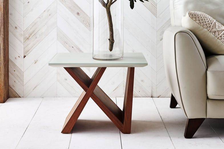 Moderna Lamp Table by Insato Furniture