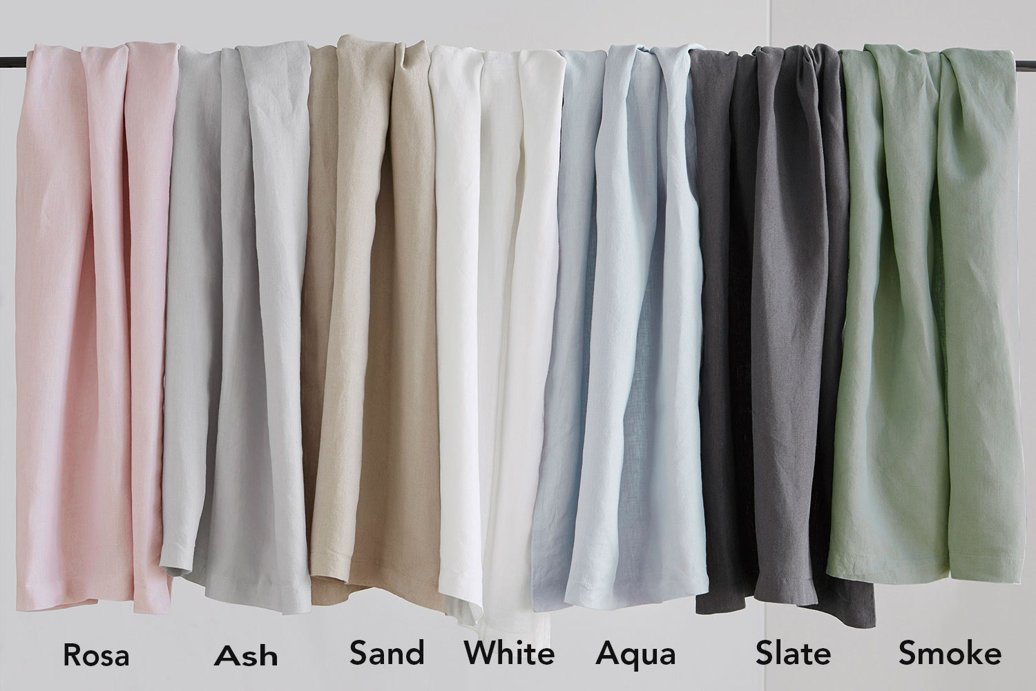 Linen Sheet Sets with Names