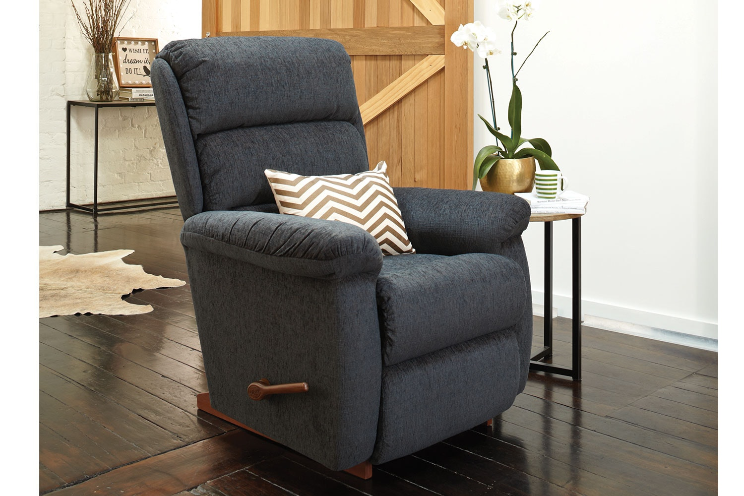 Rapids Fabric Recliner Chair - Extra Large by La-Z-Boy