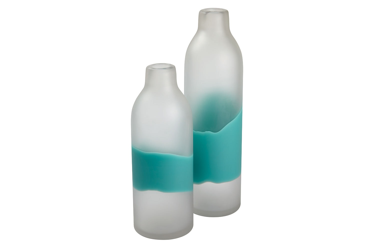 Smith Glass Vase by Albi - Group Shot