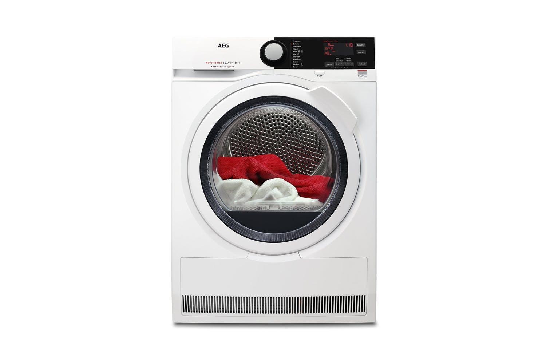 Aeg 8kg 8 Series Heat Pump Dryer