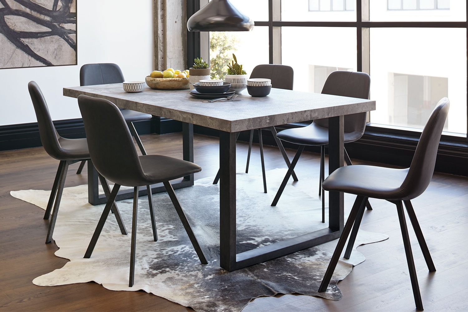 Yolanda 7 Piece Dining Suite by Stoke Furniture