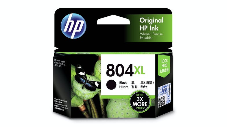 HP 804XL Original Ink Cartridge - Black