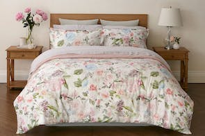 Bloom Duvet Cover Set by Baksana
