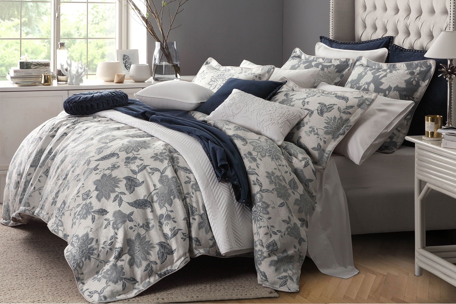 Chloe Spa Duvet Cover Set by Private Collection