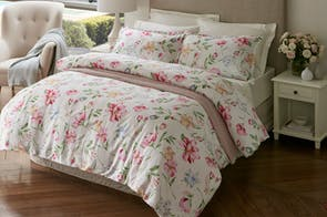Flora Duvet Cover Set by Baksana