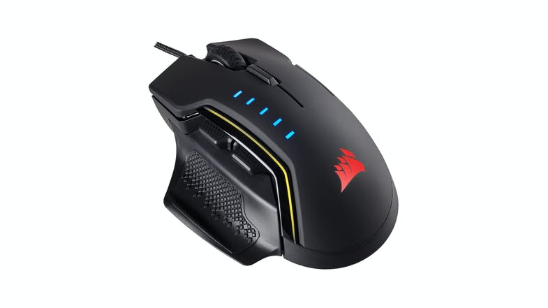 CORSAIR Glaive RGB Wired Gaming Mouse