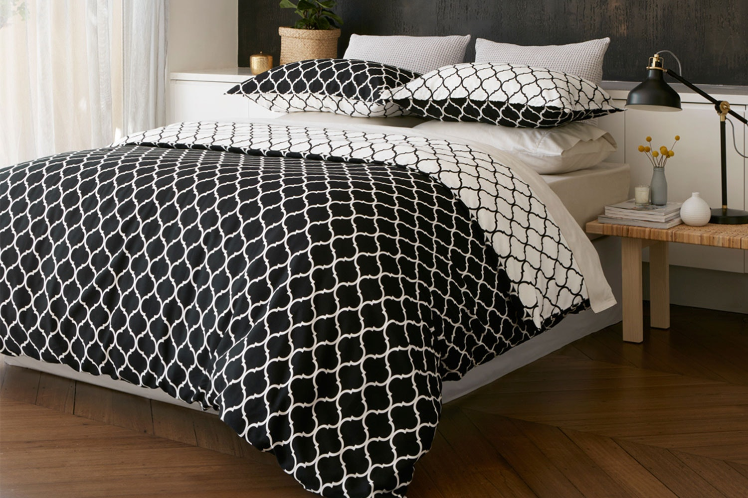 Palace Duvet Cover Set by Baksana
