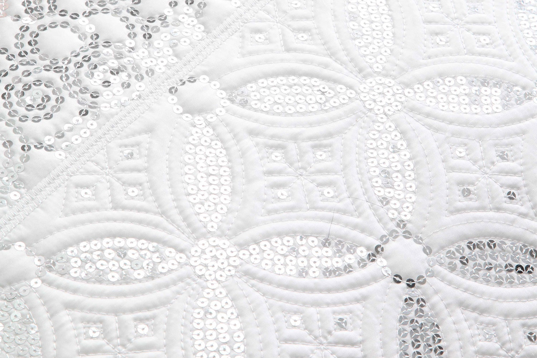 Palais White Duvet Cover Set by Ultima