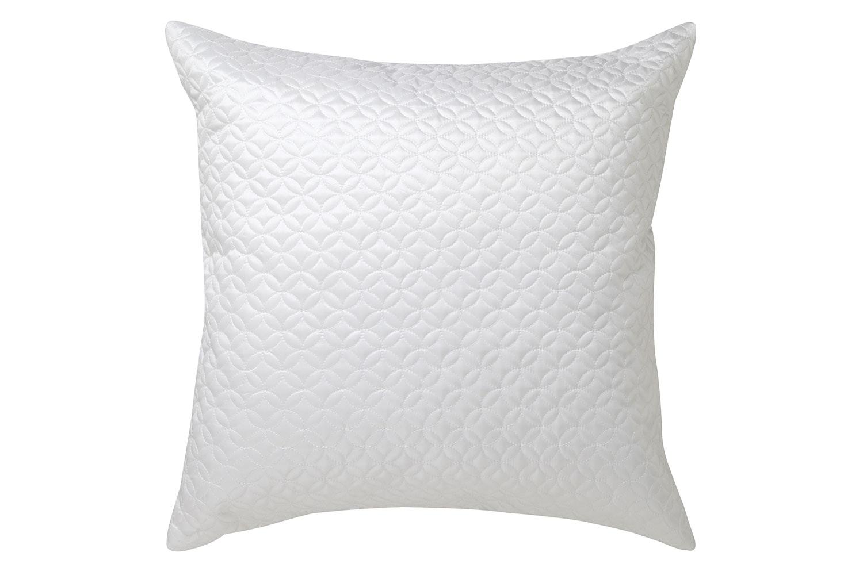 Palais White Duvet Cover Set by Ultima - European Pillowcase
