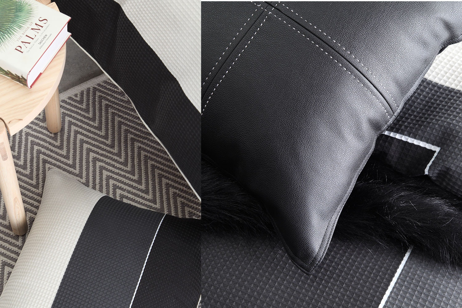 Riley Graphite Duvet Cover Set by Platinum Collection