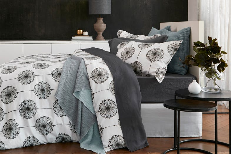 Whisper Duvet Cover Set by Baksana