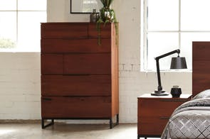 Matai Bay 7 Drawer Chest by Sorensen Furniture