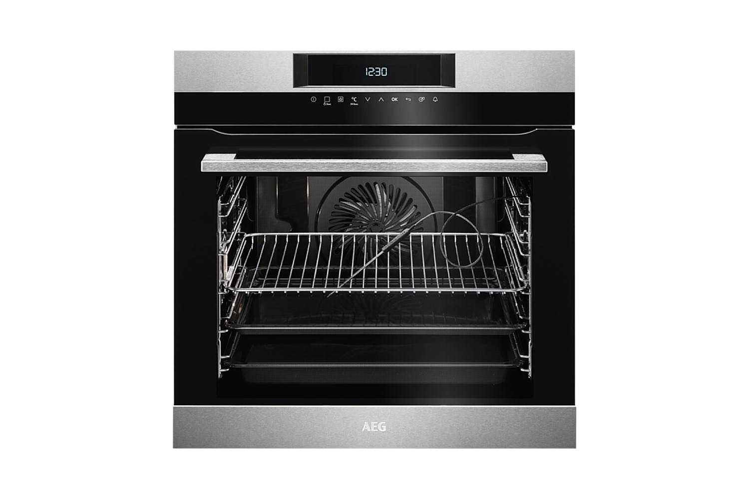 Image of AEG 60cm SenseCook Pyroluxe Oven