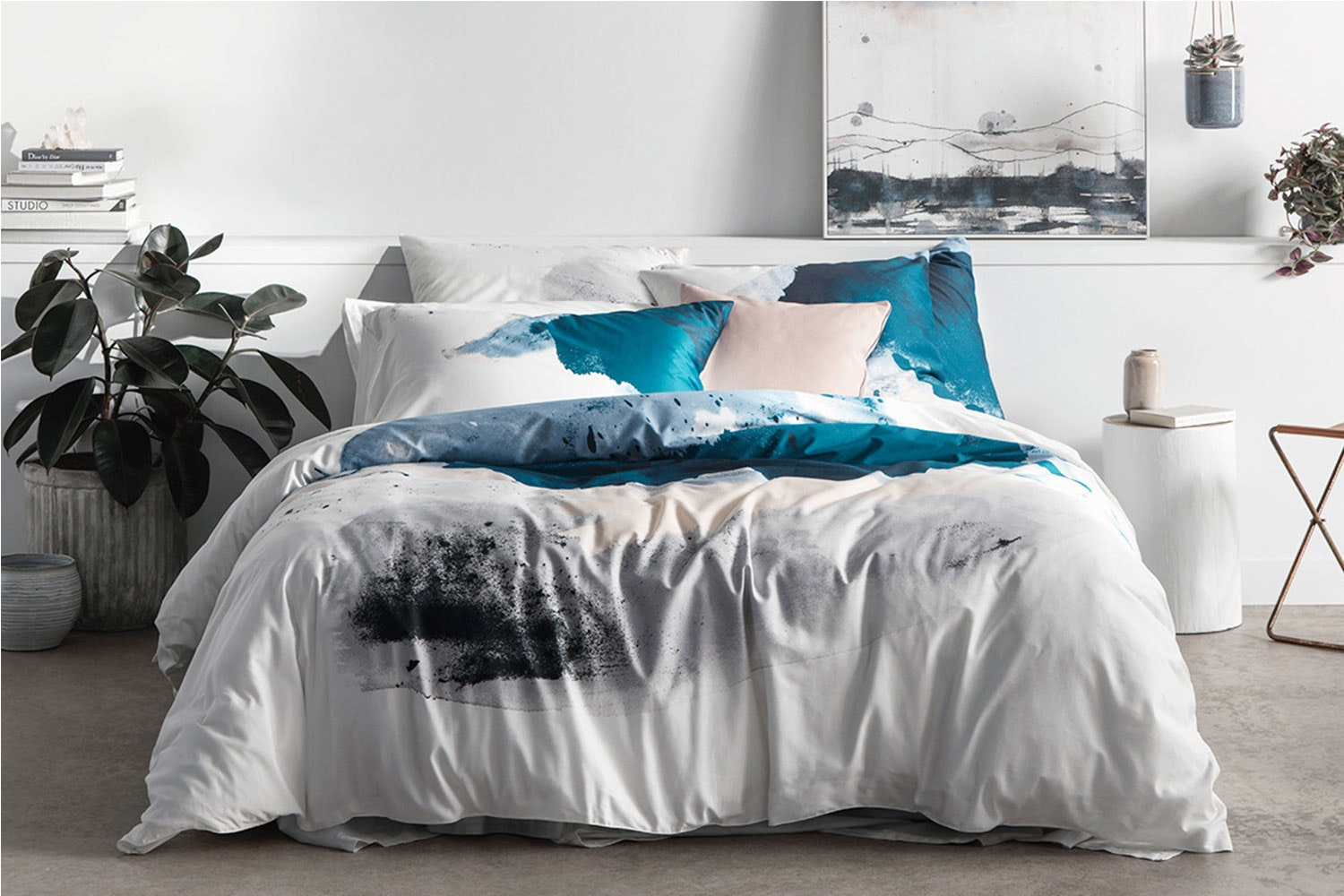 Jarrett Multi Duvet Cover Set by Sheridan