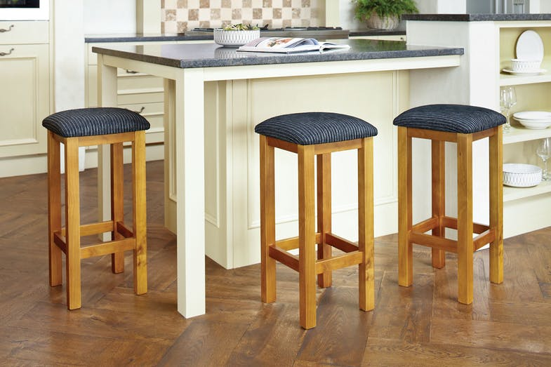 Ferngrove Padded Bar Stool by Coastwood Furniture