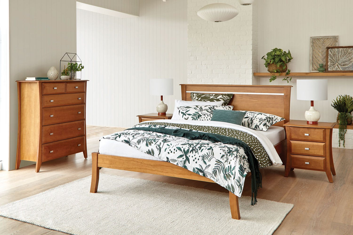 Lynbrook 4 Piece Tallboy Suite By Coastwood Furniture | Harvey Norman New  Zealand