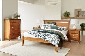Lynbrook 4 Piece Tallboy Suite by Coastwood Furniture