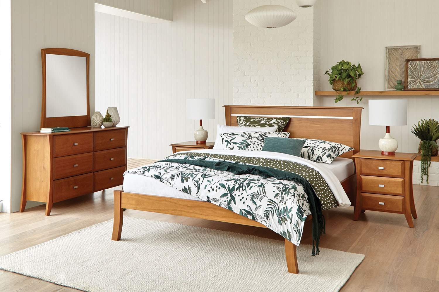 Lynbrook Queen Bed Frame by Coastwood Furniture
