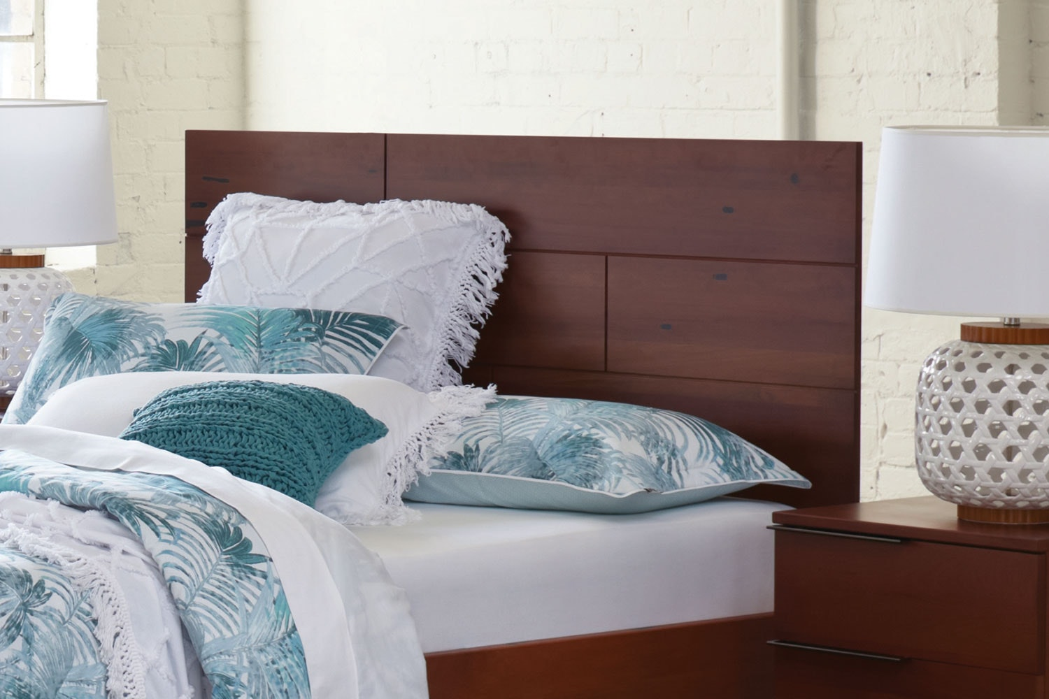 Matai Bay Queen Headboard by Sorensen Furniture