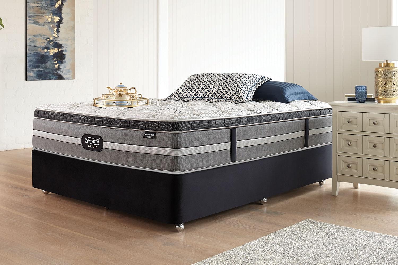 Revolution Medium Queen Bed by Beautyrest
