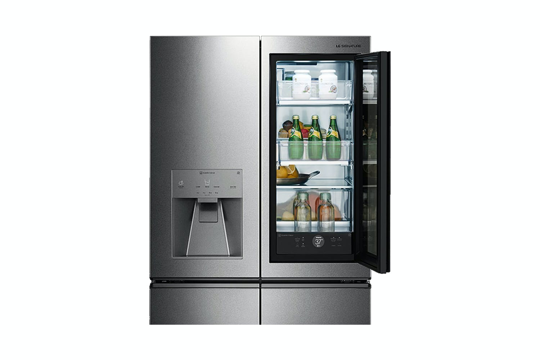 Lg Signature 700l French Door Fridge Freezer W Instaview In Refrigerator Electrical Wiring Diagram Pdf Wishlist Compare